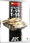 Modeling-T54-T55-MiniArt