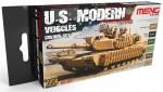 US-modern-vehicles-colors-set-acryl-6X17ml