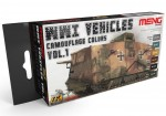 WWI-Vehicles-camouflage-colors-vol-1-akryl-6x17ml
