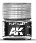 Flat-Black-10ml-matna-cerna