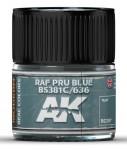 RAF-Pru-Blue-BS381C-636-10ml