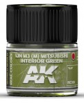 IJN-M3-M-MITSUBISHI-Interior-Green-10ml