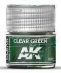 Clear-Green-10ml-cira-zelena