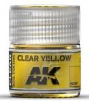 Clear-Yellow-10ml-cira-zluta