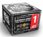 GERMAN-ARMY-PRE-WWII-COLORS-SET-4x10ml-akryl