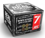 WWII-SOVIET-AFV-COLORS-SET-4x10ml-akryl