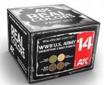 WWII-U-S-ARMY-DISRUPTIVE-CAMO-PAINTS-SET-4x10ml-akryl