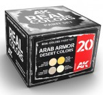 ARAB-ARMOR-DESERT-COLORS-SET-4x10ml-akryl