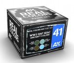 WW2-RAF-SEAC-Aircraft-Colors-4x10ml-akryl