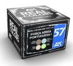 Forca-Aerea-Portuguesa-I-WRAP-AROUND-1990s-A-7-CORSAIR-FIAT-G-91-AVIOCAR-FTB