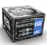 BELGIAN-AIR-FORCE-COLORS-1950S-1970S-4x10ml-akryl