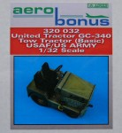 1-32-United-tractor-GC-340-SM340-tow-tractor-basic-USAF-US-ARMY