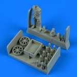 1-48-German-WWI-Aircraft-Armover-with-ammunit-cart