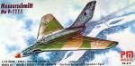 1-72-Messerschmitt-Me-P-1111