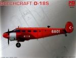 1-72-Beechcraft-D-18-C-45-Turkish-Air-Force