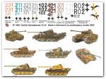 1-35-9-verschiedene-Panthermarkierungen