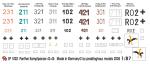 1-87-9-verschiedene-Panthermarkierungen