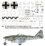 1-48-Me-262-A1-JV-44-Gen-Galland