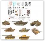 1-48-8-verschiedene-Panther-Markierungen