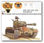 1-16-Pershing-T-26-1-Marines-Div-76-Tank-Bat-Korea-Ope