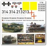1-16-Gepard-Flakpanzer-mehrere-Versionen
