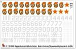1-72-UDSSR-Zeichen-Nummern-taktische-Zeichen