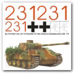 1-6-Panther-2-Komp-1-Abt-11-Pz-Div-1945-Reichenbach