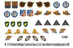 1-48-Franzosische-Staffelwappen-Mirage-Kampfjets