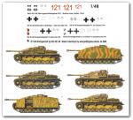 1-48-verschiedene-Stug-IV-Kampfpanzer