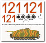 1-6-Stug-IV-L-48-Sturmgeschutzbrigade-907-Gotic-Linie-Italien-1944