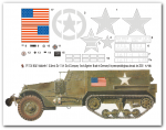 1-16-M3-A1-Halbkette-der-1-Armd-Div-11th-Inf-Div