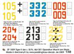 1-48-6-Tiger-II-der-s-SS-Pz-Abteilung-501-1944
