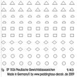 1-43-Preusische-Eisenbahn-Gewichtsklassenzeichen