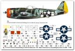 1-48-P-47D-25-Col-David-Schilling-Co-56th-FG-B-and-