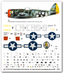 1-144-P-47D-25-Col-David-Schilling-Co-56th-FG-B-and-