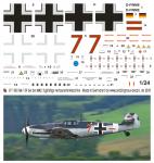 1-24-Me-109-G4-restaurierte-Maschine-der-MAC