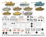 1-72-Deutsche-Panzer-in-RuslandKursk-1943