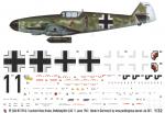 1-32-Bf-109-G-1-Leutnat-Heinz-Knoke-Staffelkapitan-5-JG-11-Jever-1943