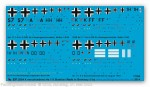 1-144-markings-for-4-german-Bomber-planes-typ-He-111