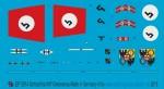1-1250-Schlachtschiff-Gneisenau-markings