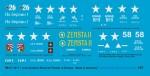 7-Verschiedene-Sherman-Panzer-in-Europa