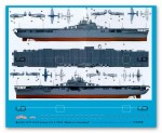 1-1250-US-Carrier-USS-Essex-CV-9