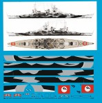 1-350-Battleship-Scharnhorst-6-September-1943-with-body-camoflage