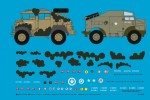 1-48-Morris-Gun-Tractor-Africa-und-Normandy-with-Mickymouse-camouflage