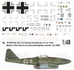 1-48-Me-262-A1a-JV-44-Eduard-Schallmoser