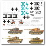 1-35-4-verschiedene-Tiger-I-No-3