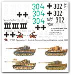 1-72-4-verschiedene-Tiger-I-Panzer-No-3