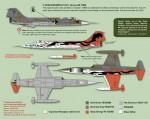 1-32-ockheed-F-104S-ASA-Italian-Starfighters-F-104G