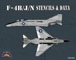 1-32-Reprinted-McDonnell-F-4B-F-4J-F-4N-Phantom-Stencils-and-Data