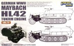 1-35-German-WWII-Maybach-HL42-TUKRM-Engine-for-SdKfz-251